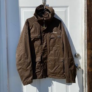 Burton Brown Winter Coat